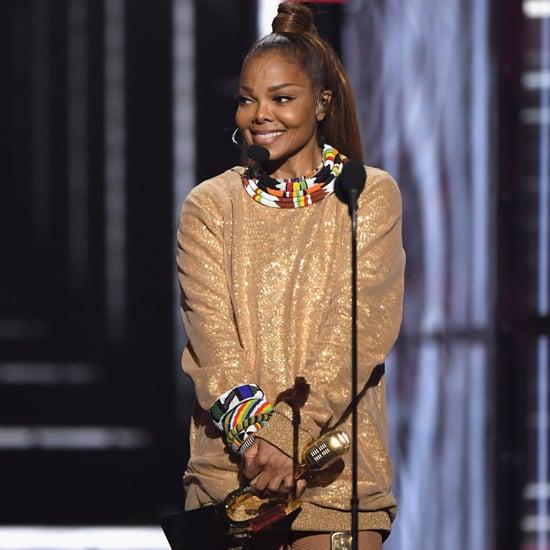 Janet Jackson Billboard Music Awards 2018 Speech