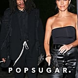 Kourtney Kardashian and Luka Sabbat