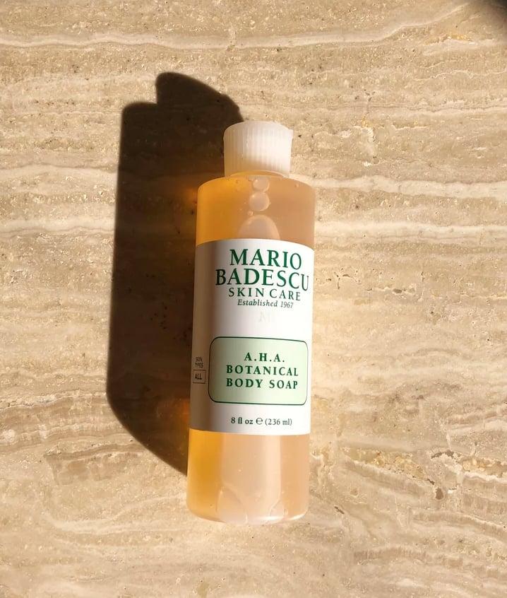 Mario Badescu AHA Botanical Body Soap Review