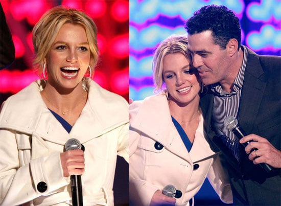 """Britney at """"Light of the Angels"""" Tree Lighting"""