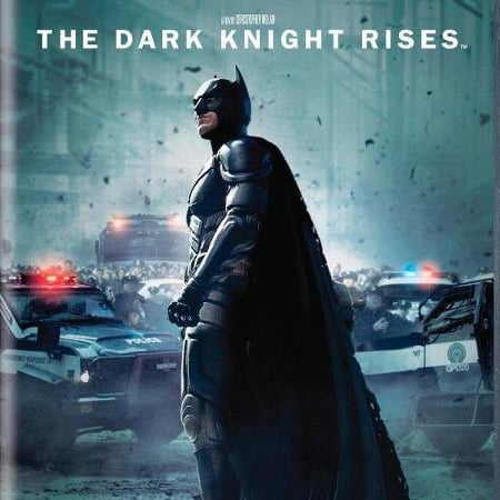 The Dark Knight Rises DVD Release Date
