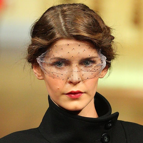 Makeup Looks From Myer's 2012 Autumn/Winter Collection Launch