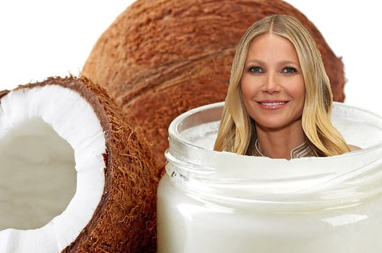 Gwyneth Paltrow Wants You To Use Coconut Oil Instead Of Lube For Sex