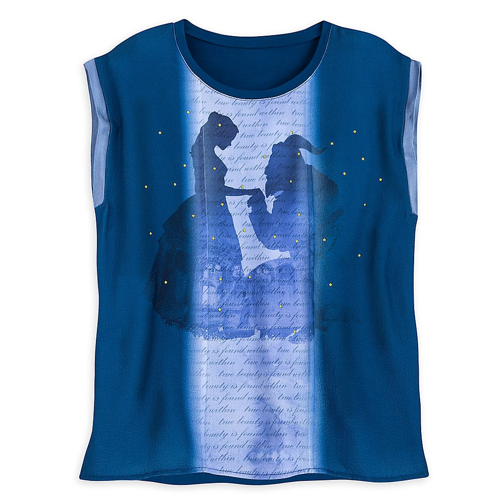 Beauty and the Beast Women's Top