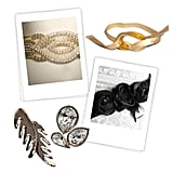 Belts and Brooches