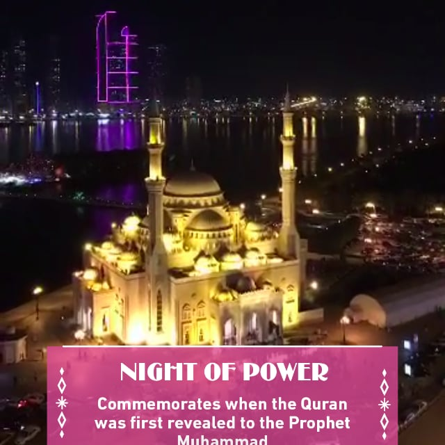 Snapchat Shares the Middle East's Layat al-Qadr Celebrations
