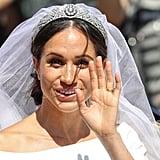 Meghan Markle's Wedding Hair