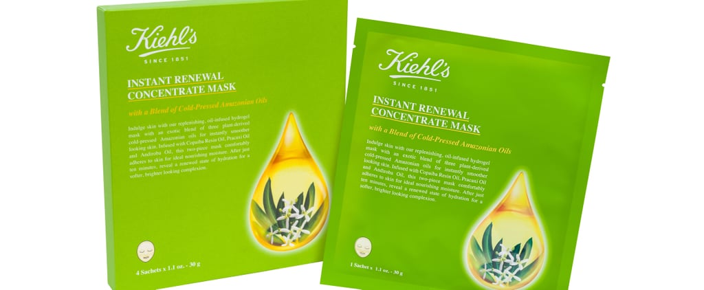 Kiehl's Launches Sheet Masks