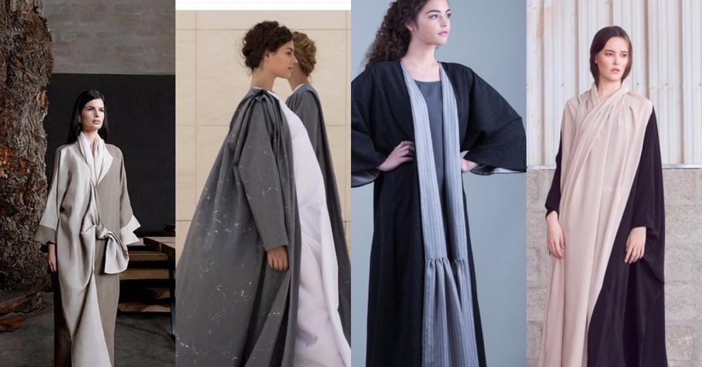 Chic Abayas for Work