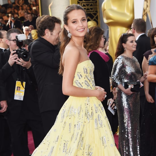 Oscars Red Carpet Was Full of Disney Characters (Video)