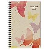 Watercolor Recycled Planner