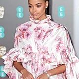 Ella Balinska's Makeup Look at the BAFTA Awards 2020
