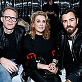 Pictured: Paul Bettany, Catherine Deneuve, and Justin Theroux
