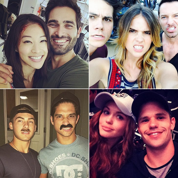 32 Teen Wolf Cast Snaps That Will Give You Serious Pack Envy