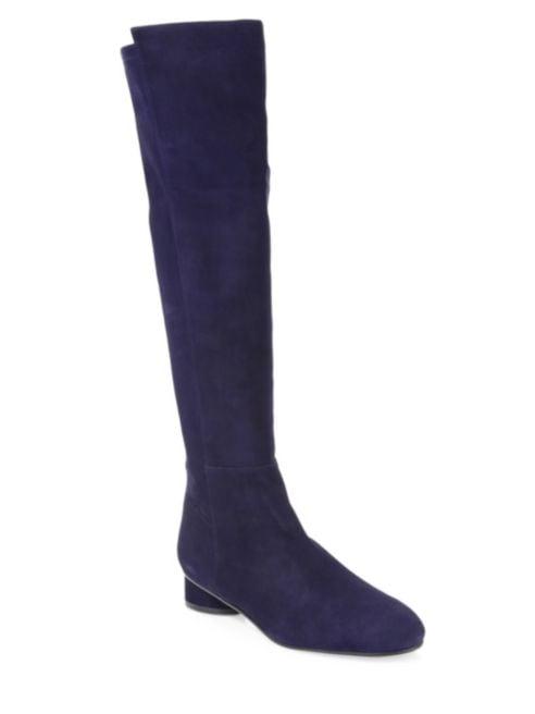 Stuart Weitzman Eloise Tall Suede Boots