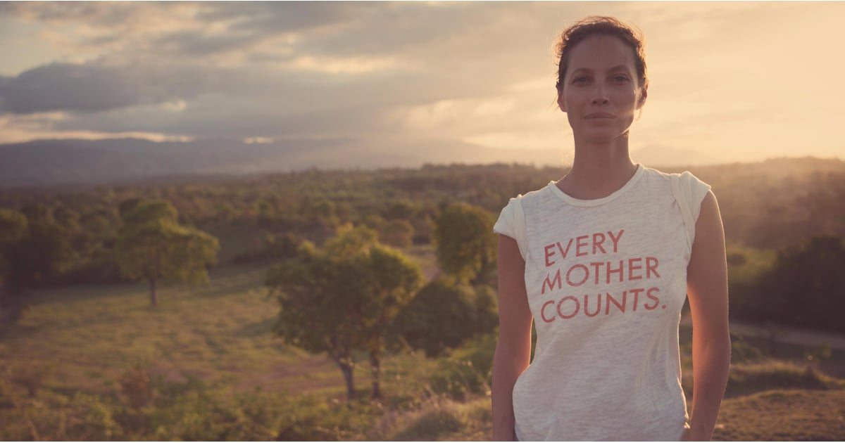 Christy Turlington Burns Is Here to Make Childbirth Safe For Every Mother, Everywhere