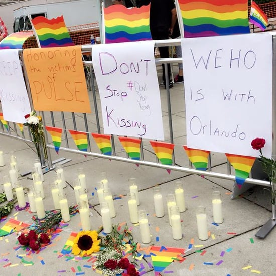 #LoveisLove Messages After Orlando Shooting