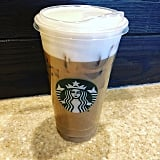 "The Starbucks Cold Foam ""Sippy Cup"" For Easy Drinking"