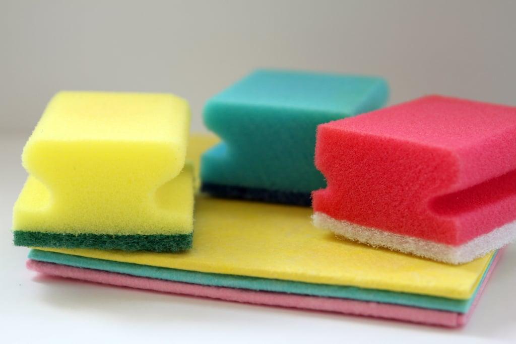 Kitchen-Sink Sponges