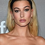 Hailey Baldwin's 2000's-Inspired Hair in September 2017