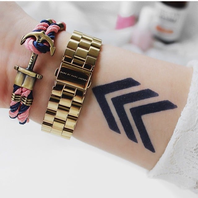 Temporary tattoos that look real popsugar beauty for Custom temporary tattoos that look real
