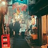 Omoide Yokocho (aka Piss Alley)