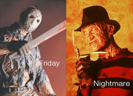 Which '80s Horror Remake Is More Annoying?