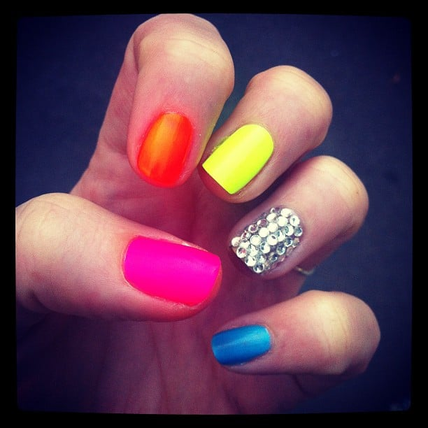 Nail Art: Ombre Effect, Caviar Nails, Colours, Beauty Trends ...