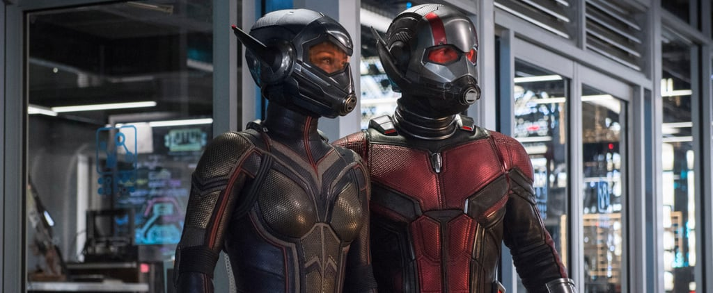Let's All Freak Out About the First Photo From Ant-Man and The Wasp Together