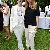 Anne Hathaway and Stella McCartney