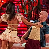 The Latin Dances: Jake Wood and Janette Manrara's Salsa