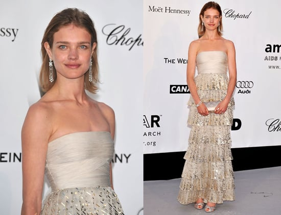 amfAR's Cinema Against AIDS: Natalia Vodianova