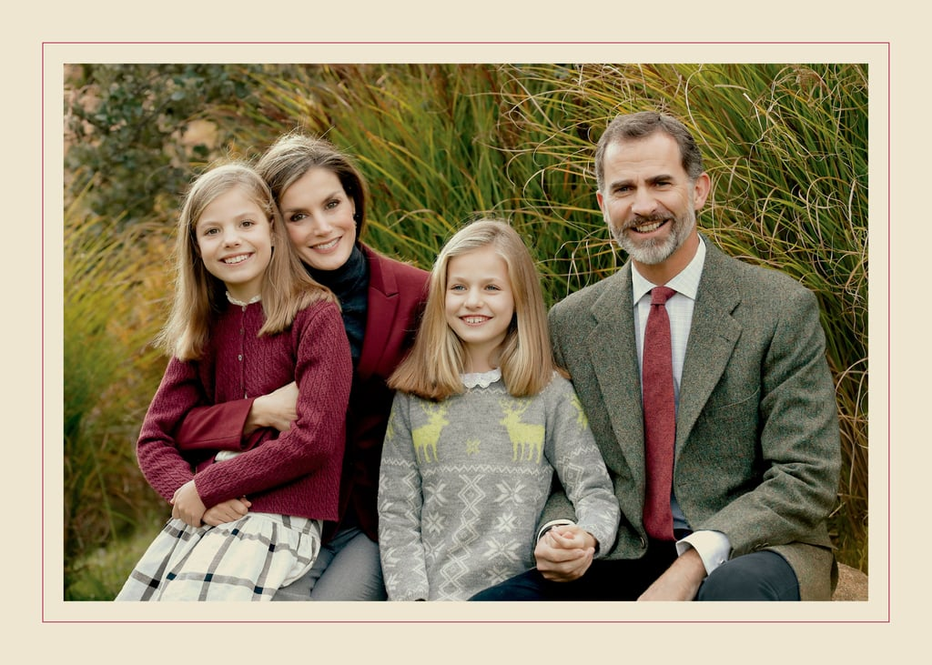 Spanish Royal Family Christmas Cards Through the Years
