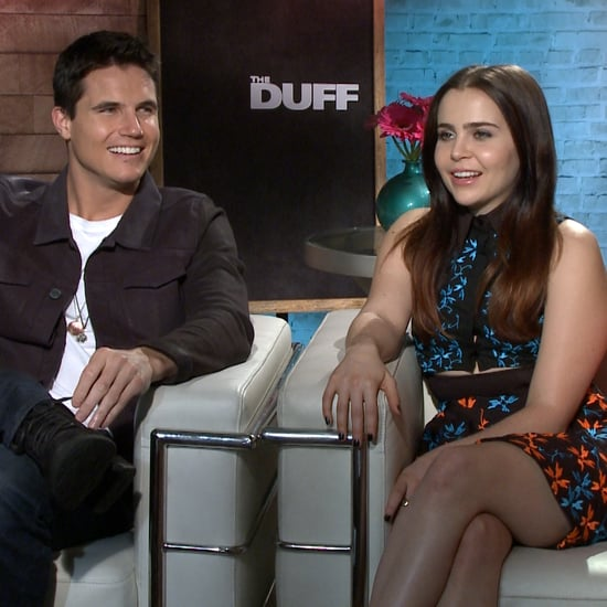 Bella Thorne Interview For The Duff (Video)