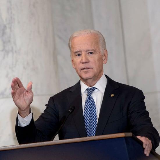 "Joe Biden Tells Donald Trump to ""Grow Up"" in PBS Interview"