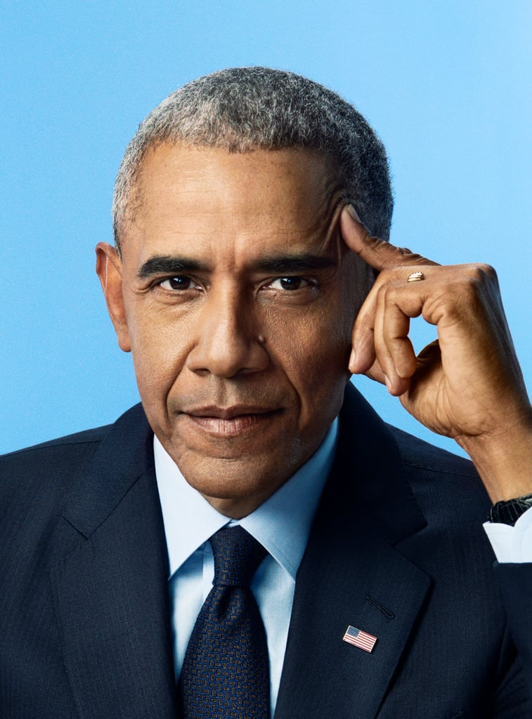 Interview With Barack Obama on A Promised Land