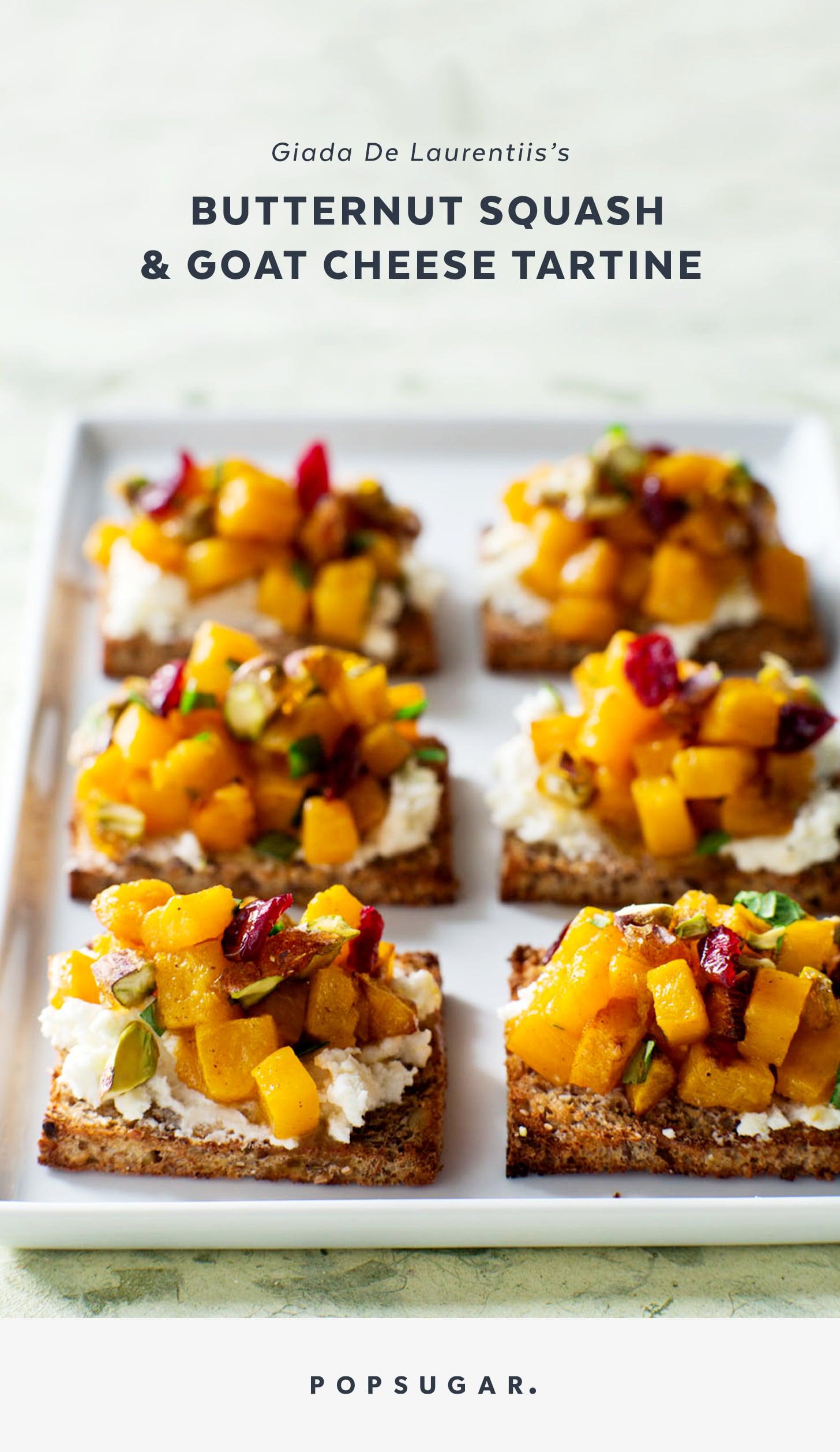 Giada De Laurentiis's Thanksgiving Appetizer Recipe