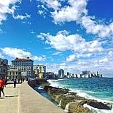 Party Seaside on the Malecon in Havana