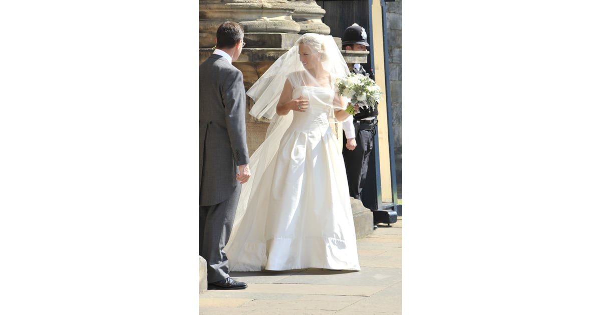 Zara Phillips 2011 Royal Wedding Dresses Through The