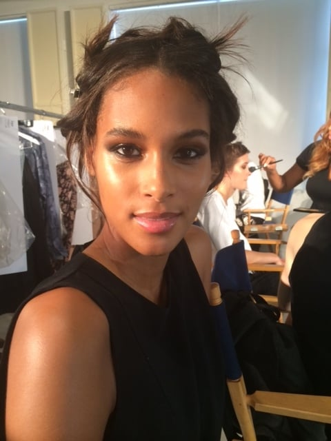 Beauty Tips Fashion Week Models Popsugar
