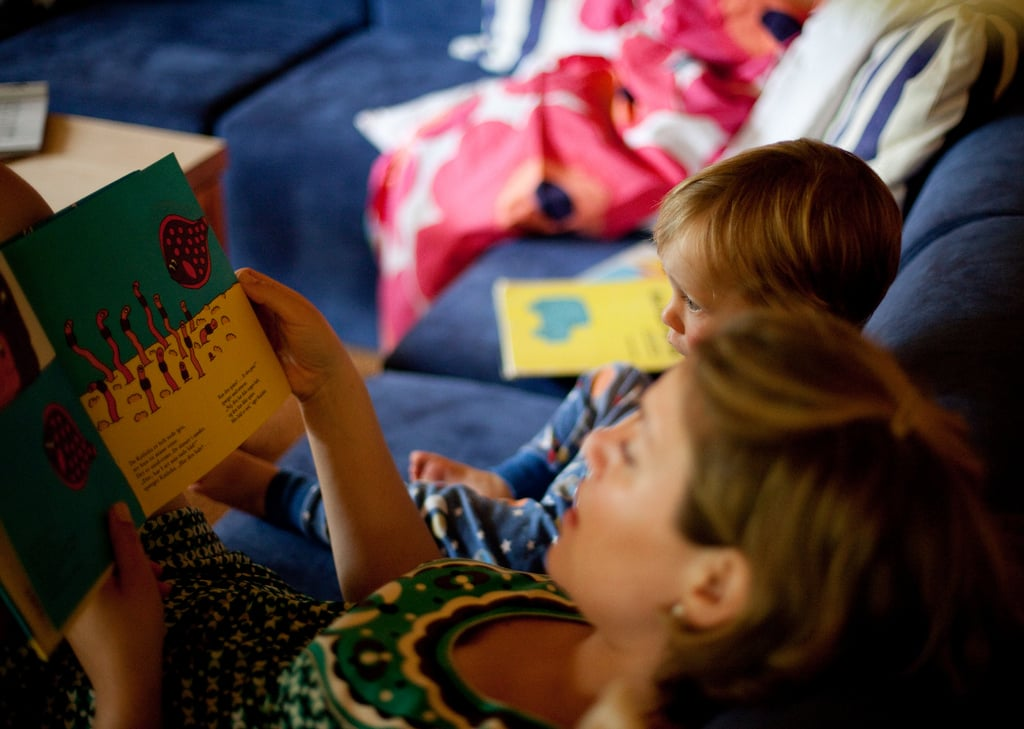 Let Your Lil One Turn the Pages