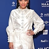 Bianca Lawson at the 2020 NAACP Image Awards Dinner