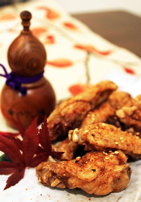Soy-Ginger Wings