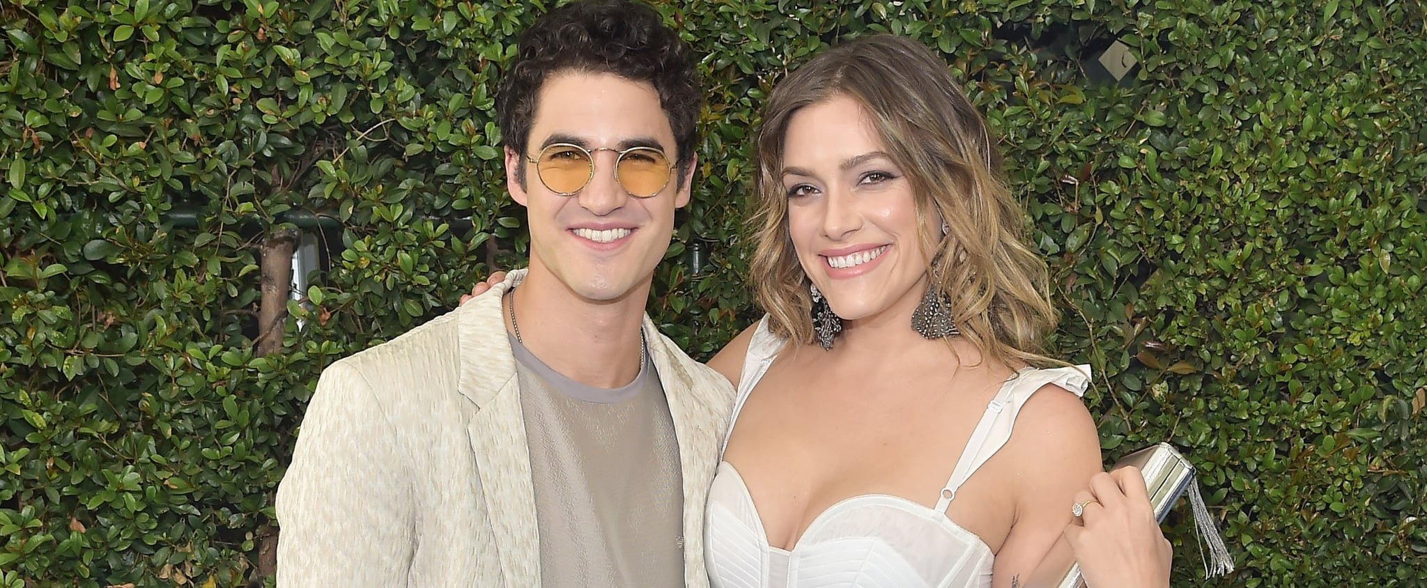 Darren Criss and Mia Swier Married