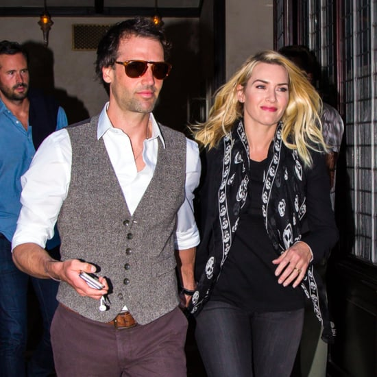Kate Winslet and Ned Rocknroll in NYC October 2015