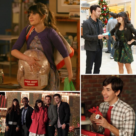 New Girl Justin Long Pictures, Holiday Episodes