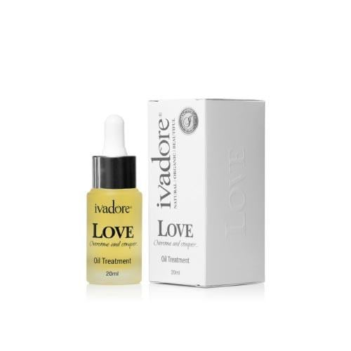 Ivador Love Overcome and Conquer Oil Treatment, $58