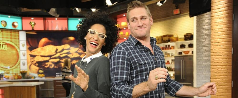 Curtis Stone on The Chew