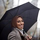 Everyday Chiffon Hijab in Camel ($20)