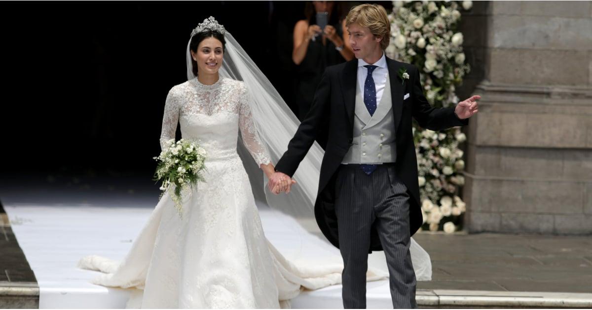 Real Royal Weddings: Prince Christian Of Hanover And Alessandra Wedding